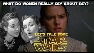 Video Compelling Hero or Mundane Mary Sue? How do women really feel about Rey? MP3, 3GP, MP4, WEBM, AVI, FLV Februari 2019