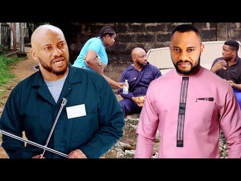 The President Son Pretend As A Car Mechanic To Find True Love 3&4-Yul Edochie 2020 Nigerian Movie