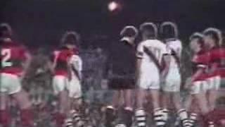Matéria exibida em 2003 pelo Esporte Espetacular que fala sobre a final entre Vasco x Flamengo pela Taça Guanabara de 1982...