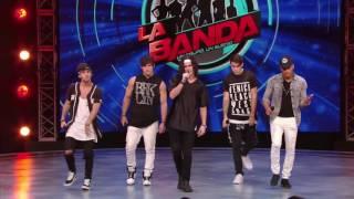 Video La Banda - One Call Away Cover by La Quinta Voz MP3, 3GP, MP4, WEBM, AVI, FLV Desember 2017