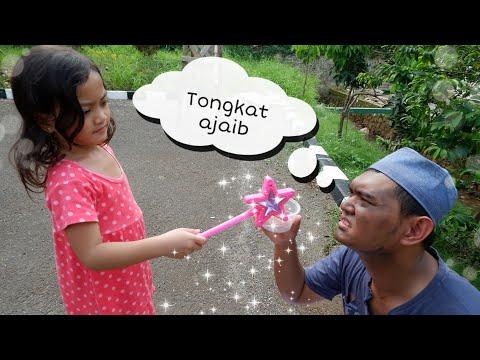 Drama Parodi Kakek Tua Kasih TONGKAT AJAIB #1 | Salsa and Family