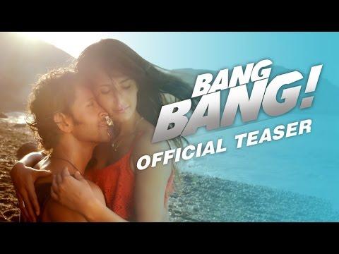 BANG BANG! Official Teaser   Hrithik Roshan, Katrina Kaif