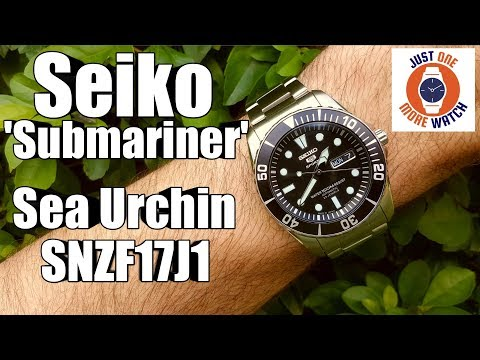 Seiko Don't Always Do Homages, But When They Do...... (видео)