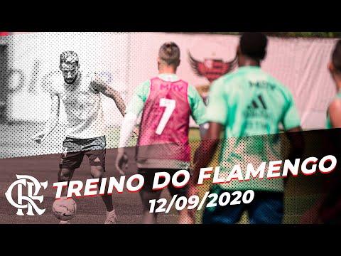 Treino do Flamengo - 12/09/2020
