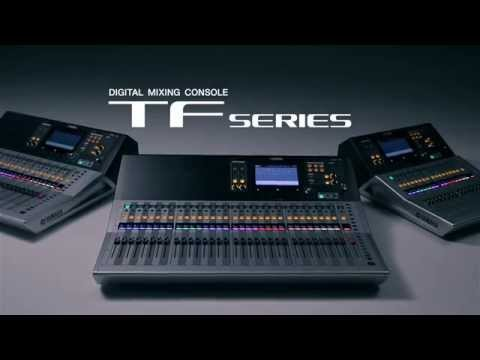 Yamaha TF Series Digital Mixing Consoles – Feature Tour Video (Official Release)