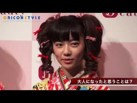 """AKB48""""成人式指彩""""記念寫真披露會~蜷川美花攝影"""