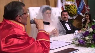 Nazlı Baykan&Ümit Alp Ömür Boyu Mutluluğa Evet Dedi