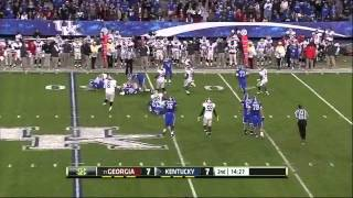 Larry Warford vs Georgia (2012)