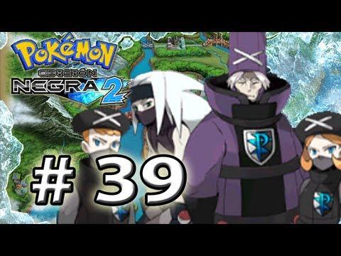 Pokémon Negro 2 por Muerte17 (Parte 39 - Ciudad Caolin
