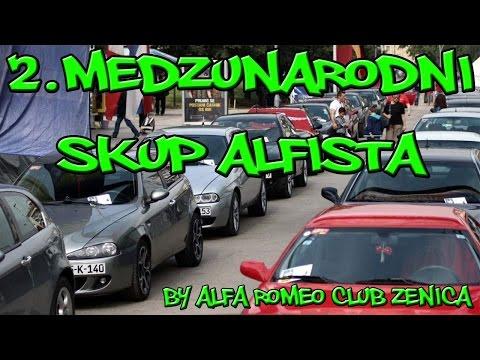 2. Međunarodni skup Alfista by Alfa Romeo Club ZENICA
