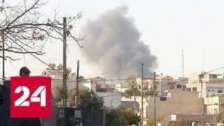 Авианалет сил коалиции унес жизни 15-ти мирных иракцев