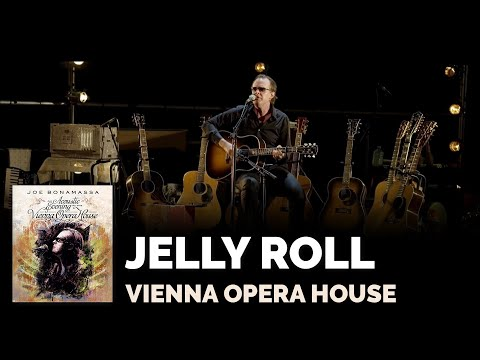 Jelly Roll An Acoustic Evening at the Vienna Opera House