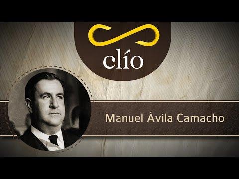 Minibiografía: Manuel Ávila Camacho