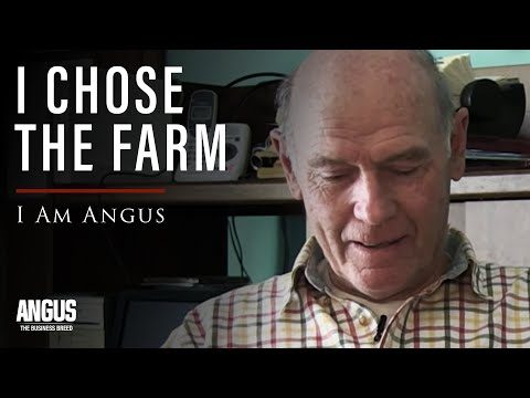 Angus - Longtime Angus breeder Jim Bradford of Brad Z Ranch, Guthrie Center, Iowa, reflects on his 50-plus years in the cattle business and the joys and challenges o...