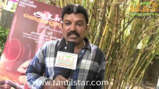 Director Badri at Aadama Jaichomada Press Meet