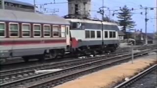 Domodossola Italy  city photo : Italy Train Ride 1993 3 Milano Domodossola