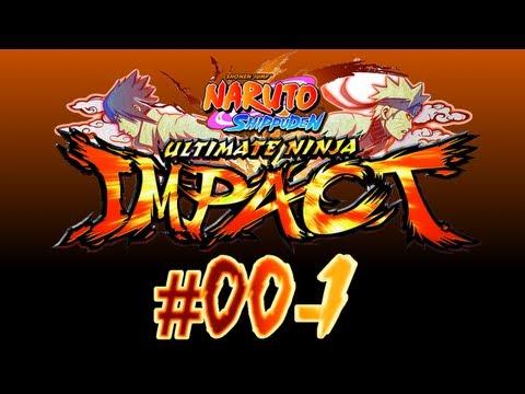 naruto shippuden ultimate ninja impact psp cso