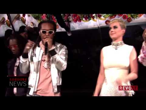 Migos Join Katy Perry For