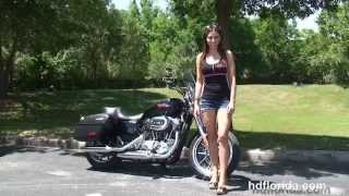 6. New 2014 Harley Davidson XL1200T Sportster 1200 Superlow Motorcycles for sale - Tampa, FL