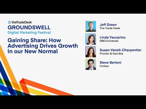 Gaining Share: How Advertising Drives Growth in our New Normal