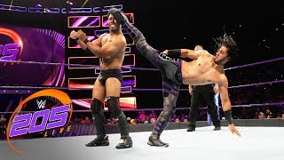 Nonton Mustafa Ali vs. Michael Thompson: WWE 205 Live, Sept. 11, 2018 Film Subtitle Indonesia Streaming Movie Download