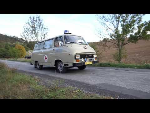 ŠKODA 1203 - Legendární sanitka I TEST & DRIVE