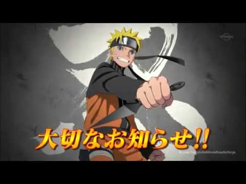 Naruto the Movie  Road to Ninja Official Trailer