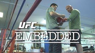 UFC 173 Embedded: Vlog Series - Episode 6