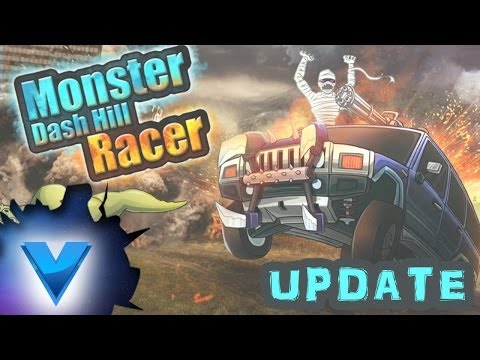 Video of Monster Dash Hill Racer