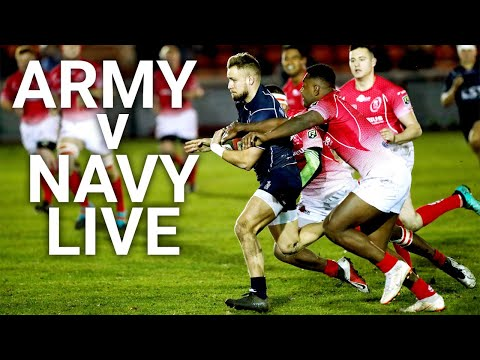 WATCH LIVE: ARMY VS. NAVY AT TWICKENHAM | Forces Sports Show - Thời lượng: 2:08:02.