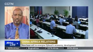 The African Union says the opening of a Chinese military base in the Horn of Africa is a positive development. AU officials hope it will support regional efforts in ...