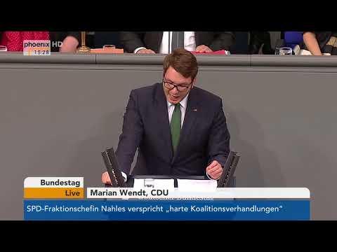 Bundestagsdebatte zum Familiennachzug subsidiär schutzb ...