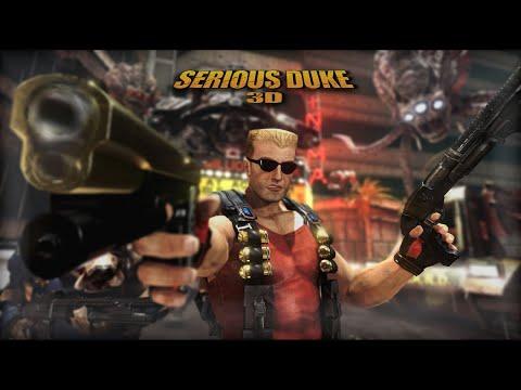 Фанат выпустил ремейк Duke Nukem 3D на движке Serious Sam 3