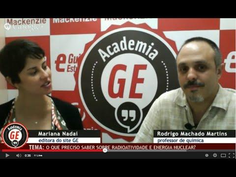 Academia GE: O que é preciso saber sobre radioatividade para o vestibular e o Enem?
