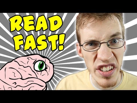 read a book - How To Speed Read. In this video, you will learn how to speed read, properly. Speed reading is really just