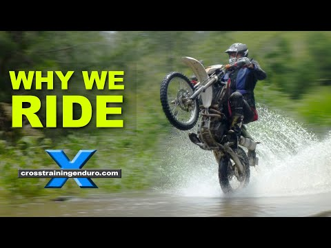 WHY WE RIDE: mid-life crisis philosophy & motorbike riding