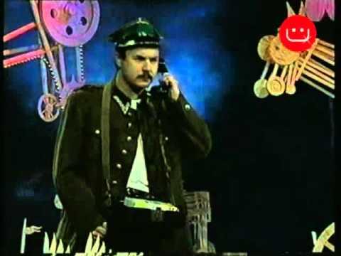 Kabaret Afera - Manewry / Czterej pancerni
