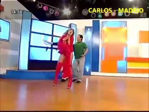 CORAZON HERIDO - SHARON en varios programas  tv ecuador