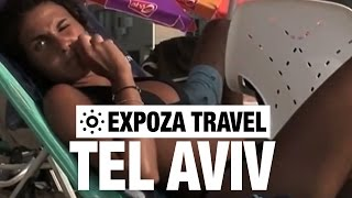 Tel Aviv Israel  City pictures : Tel Aviv (Israel) Beach Vacation Travel Video Guide