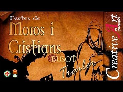 Moros y Cristianos Busot 2014