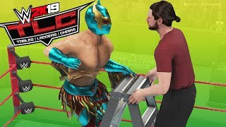 Crundee vs Super Gaming Family | WWE 2K19 Tag Team Title Match