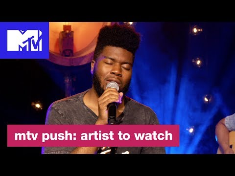 Video Khalid Performs 'Young, Dumb & Broke' | Push: Artist to Watch | MTV download in MP3, 3GP, MP4, WEBM, AVI, FLV January 2017