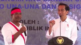 Video Video Lucu: Jokowi Ngakak Terpingkal pingkal Nelayan Menjawab Jenis Ikan, Ikan Indosiar MP3, 3GP, MP4, WEBM, AVI, FLV Mei 2018
