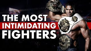 Video 10 Most Intimidating Fighters In MMA History MP3, 3GP, MP4, WEBM, AVI, FLV Mei 2019