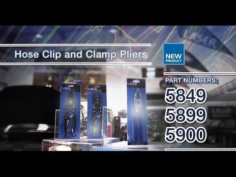 Hose Clip Pliers