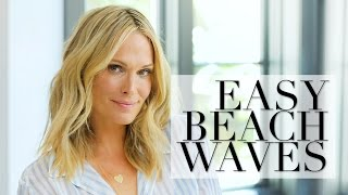 3 Easy Steps to Beautiful Beach Waves