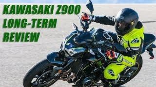 9. 2017 Kawasaki Z900 Long Term Review