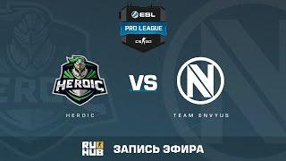 Heroic vs. Team EnVyUs - ESL Pro League S5 - de_nuke [CrystalMay, sleepsomewhile]