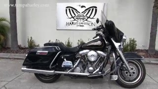 10. Used 1997 Harley Davidson FLHT Electra Glide Classic