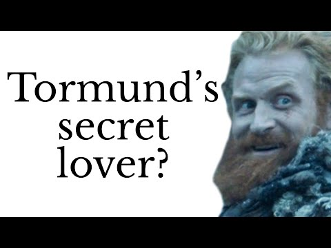 Does Tormund from Game of Thrones Have a Secret